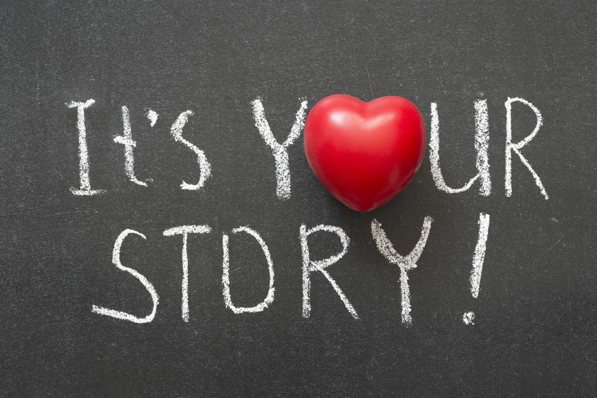 It Is YOUR Story